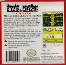 Home Alone 2 Lost in New York Box Shot for Game Boy GameFAQs
