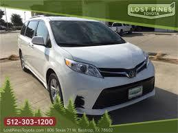 100 Le Pines New 2020 Toyota Sienna FWD 4D Passenger Van