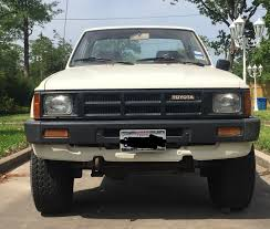 100 Craigslist Cars And Trucks For Sale Houston Tx TX 1985 Toyota Pickup 4WD ORIGINAL PAINT