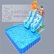 Inflatable Water Slideinflatable Pool Slides For Inground Pools