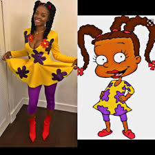 Custom Susie Rugrats Costume In 2019 Fashionable Pinterest