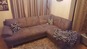 ottomane sofa ecke 2 jahre
