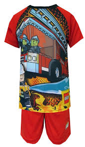 LEGO City Fighting Fires' Boys Pajamas | Shared By LION | Cool Stuff ...
