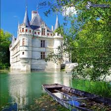 10 best azay le rideau images on castles