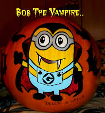 Vampire Pumpkin Designs by Denise Wells Flickr