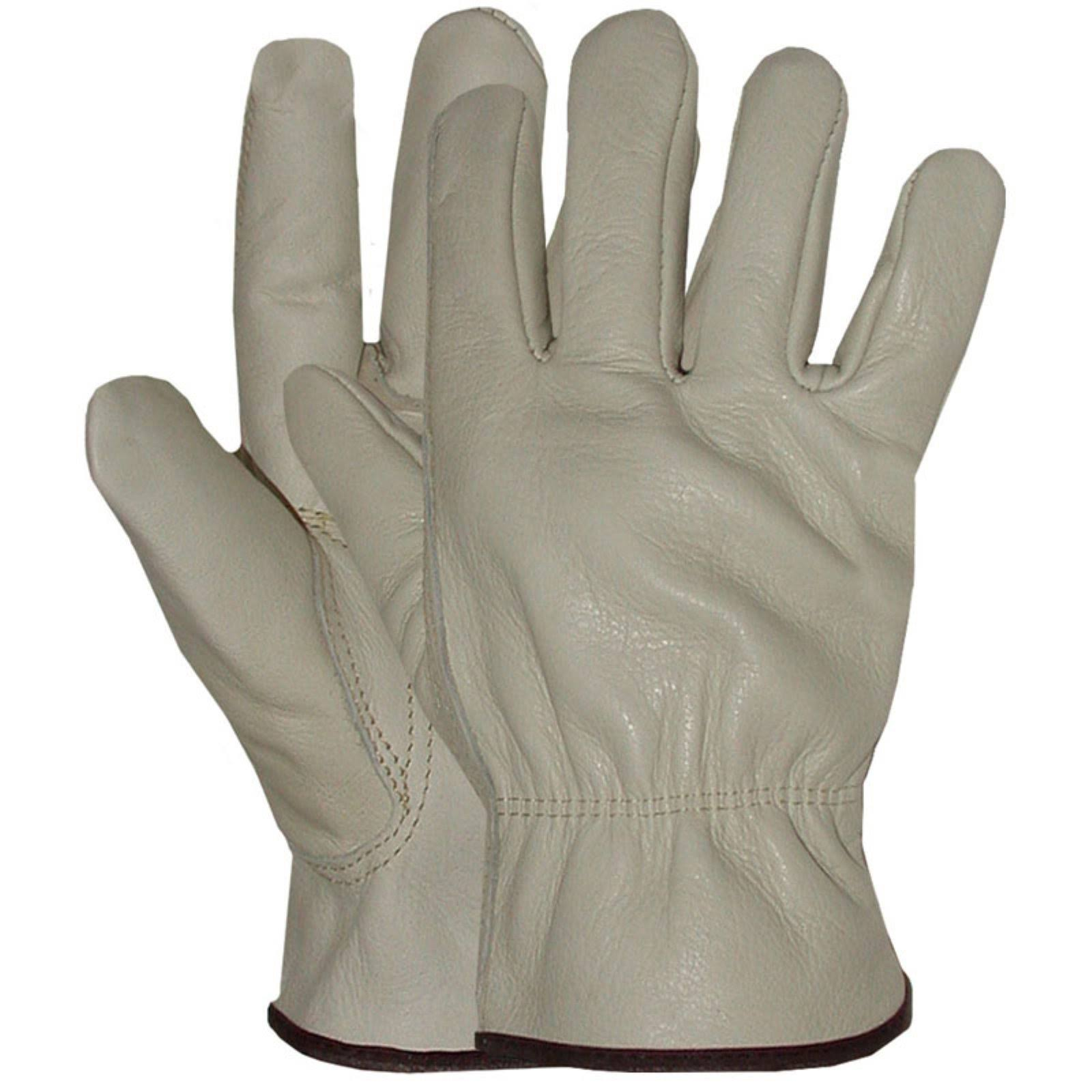 Boss Gloves 4067J Mens Grain Leather Gloves - Jumbo