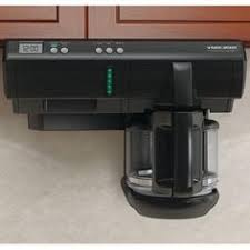 Best Sale Applica Spacemaker Coffeemaker W Undercabinet Mount And Save A Plug Outlet
