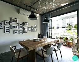 Enchanting Dining Room Lighting Ikea Industrial And Decor Tips A With Wood Table