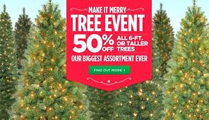 Michaels Artificial Trees Crafts Christmas