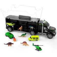 100 Toy Car Carrier Truck Amazoncom Gifts2U Dinosaur Transport Rier With 6