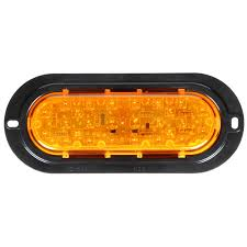 60 Series, LED, Yellow Oval, 26 Diode, Auxiliary Turn Signal, Black ... Led Bulbs For Trucks Inspirational Truck Lite R 36 Series Dual Custom Oval Rubber Grommets For Automotive Light Buy Cable Similiar Model 60 Strobe Tube Keywords Ledglow Tailgate Led Bar With White Reverse Lights Trucklite Grommet Lamps 60700 Youtube Signal Stat At Wiring Diagram Lambdarepos Trucklite 1 Bulb Yellow Incandescent Rear Lite Tail Harness Data Diamond Shell 26 Diode Red Trucklite Open Int Ad 3x725 Gaz 8918pdf Wellsboro Gazette