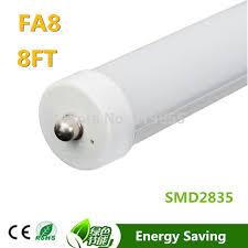 wholesale 8ft led light single pin fa8 t8 40w 100lm w 2400mm
