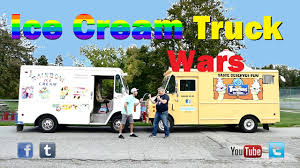 ICE CREAM TRUCK WARS!! Ep 1