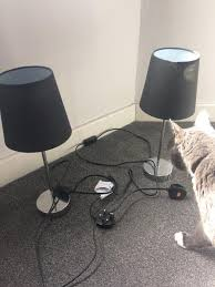 Set Of Bedside Table Lamps by Set Of 2 Bedside Table Lamps In Leith Edinburgh Gumtree
