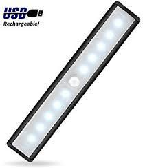 wireless led cabinet lighting closet lights balfer motion