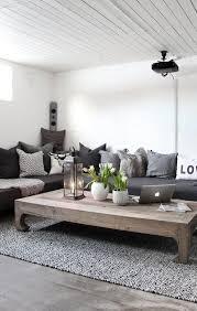 mein wohnzimmer mit schwarzer sitzecke wohnzimmer und