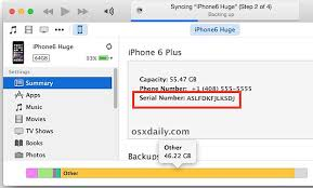 How to Find the Serial Number of an iPhone iPad or iPod Touch
