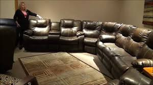 Southern Motion Reclining Furniture by Avalon Reclining Sectional By Southern Motion Furniture Home