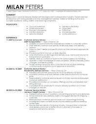 Resume Examples For Service Writers Packed With Automotive Or Example Unforgettable