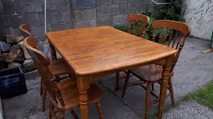 6 4 Dining Room Table And Chairs In Dublin Thumbnail 2
