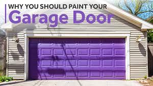 Painting A Garage Door Wageuzi