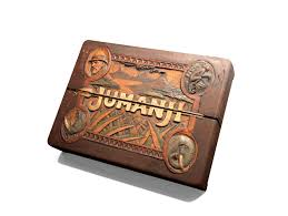 Jumanji Board By Audrey2