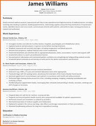 9-10 What Goes In A Resume Summary   Mysafetgloves.com