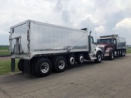 100 J And J Truck Bodies The Wave Vertex Aluminum Dump