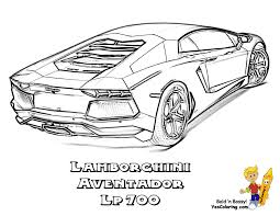 Lambo Coloring Pages 20 Rugged Exclusive Lamborghini