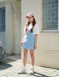 Ulzzang Summer Fashion