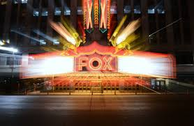 Detroit s Fox Theatre has busy schedule ahead Includes first hand