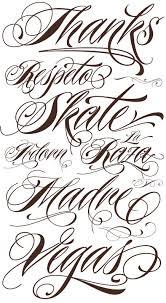 The 25 best Tattoo lettering styles ideas on Pinterest