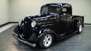 1936 Chevrolet Street Rod Pickup Truck V8 - YouTube