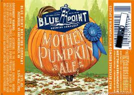 Rivertown Pumpkin Ale by Blue Point Mother Pumpkin Ale Mybeerbuzz Com Bringing Good