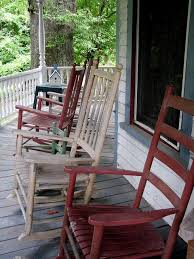 Rocking Chairs Farmhouse Style Decks Chair Pads Country Rustic Swing Farm House Styles Recliners