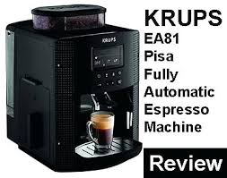 Krups Espresso And Coffee Machine Dual Maker Manual