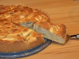 apfel marzipankuchen