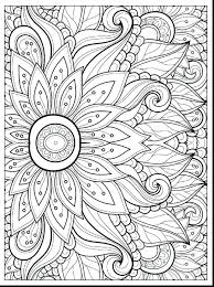 Free Coloring Pages Flowers Roses Adult Book Adults Printable Flower Abstract For Spring