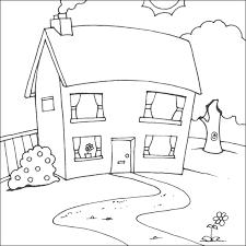 87 dessins de coloriage maison à imprimer sur laguerche page 4