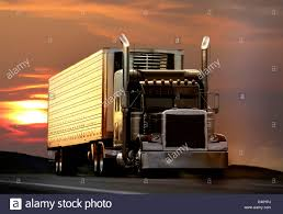 Semi Truck Driving On Highway At Sunset Stock Photo: 54111530 - Alamy Truck Driving School Class 1 3 Driver Traing Langley Bc Side View Of Black Hybrid On Highway 3d Rendering Earn Your Cdl At Missippi 18 Day Course 8 Musthave Qualities Of Good Drivers Asphalt Road Rural Stock Photo 100 Legal Amazing Trucks Skills Awesome Semi 10 Top Paying Specialties For Commercial Professional Truck Driving Southwest Tech Cedar City Utah Daytona Forklift Ontario In Pa Rosedale Technical College