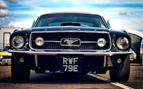 Collection Classic Ford Mustang Hd Wallpaper