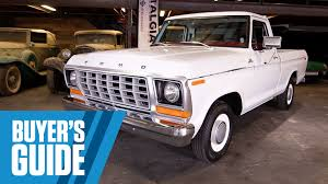 Ford F-100 | Buyer's Guide - YouTube