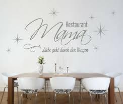 details zu restaurant liebe geht deko küche esszimmer essen wandaufkleber wandtattoo