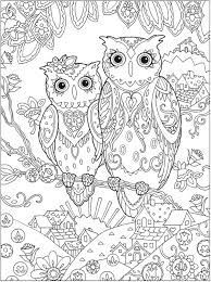 8 Free Printable Mindful Colouring Pages