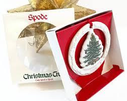 Spode Christmas Tree Mug Cafe Shape by Spode Christmas Tree Etsy
