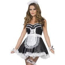 femmes de chambre set femme de chambre noir et blanc déguiz fêtes