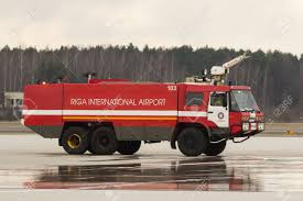 RIGA, LATVIA - NOVEMBER 11 2017: Modern Fire Truck At The Airport ... Okosh Striker 3000 6x6 Arff Toy Fire Truck Airport Trucks Dulles Leesburg Airshow 2016 Youtube Magirus Dragon X4 Versatile And Fxible Airport Fire Engine Scania P Series Rosenbauer Dubai Airports Res Flickr Angloco Protector 6x6 100ltrs Trucks For Sale Liverpool New Million Dollar Truck Granada Itv News No 52 By Rlkitterman On Deviantart Mercedesbenz Flyplassbrannbil Mercedes Crashtender Sides Bas The Lets See Those Water Cannons Tulsa Intertional To Auction Its Largest