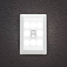wireless 8 led light switch light ingenious see the
