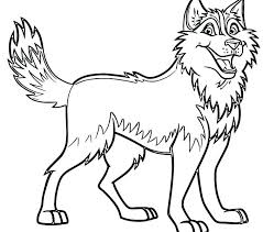 Pet Coloring Sheets Husky Dog Pages