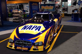 NAPA Auto Parts Shines At SEMA 2013